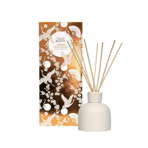 The Aromatherapy Co. - Rachel Hunter's Tour of Beauty - Japan - Diffuser 150ml - Sakura Blossom & Rosewood