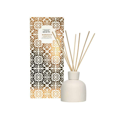 The Aromatherapy Co. - Rachel Hunter's Tour of Beauty - Morocco - Diffuser 150ml - Spiced Fig & Ginger