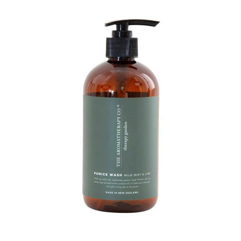 The Aromatherapy Co. - Therapy Garden - Hand & Body Wash 500ml - Wild Mint & Lime