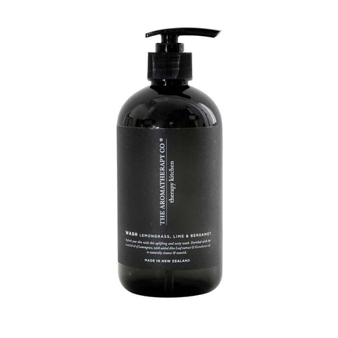 The Aromatherapy Co. - Therapy Kitchen - Hand Wash 500ml - Lemongrass, Lime & Bergamot