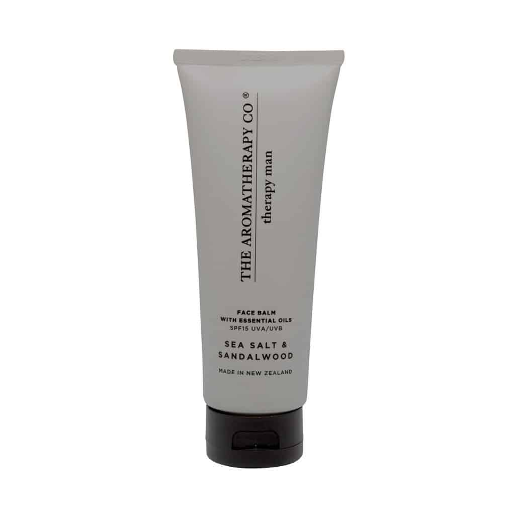 The Aromatherapy Co. - Therapy Man - Face Balm 100ml - Sea Salt & Sandalwood
