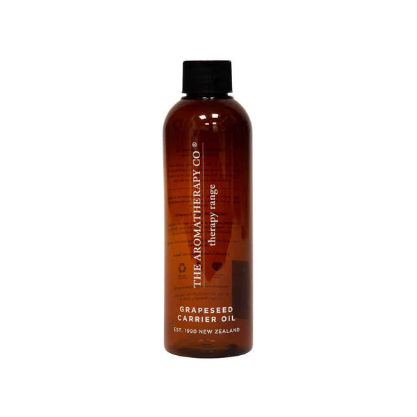 The Aromatherapy Co. - Therapy Range - Carrier Oil 200ml - Grapeseed Oil