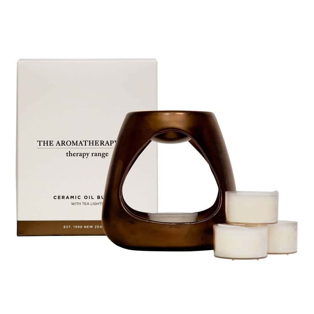 The Aromatherapy Co. - Therapy Range - Ceramic Oil Burner