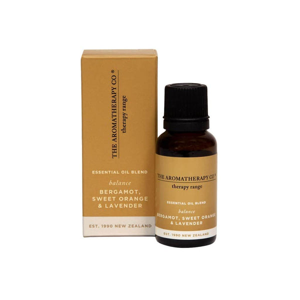 The Aromatherapy Co. - Therapy Range - Essential Oil Blend 20ml - Balance