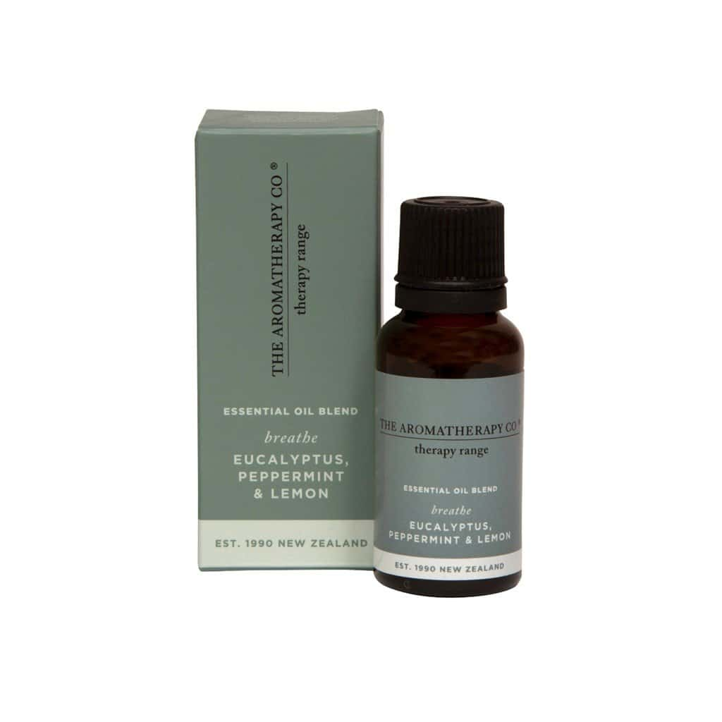 The Aromatherapy Co. - Therapy Range - Essential Oil Blend 20ml - Breathe