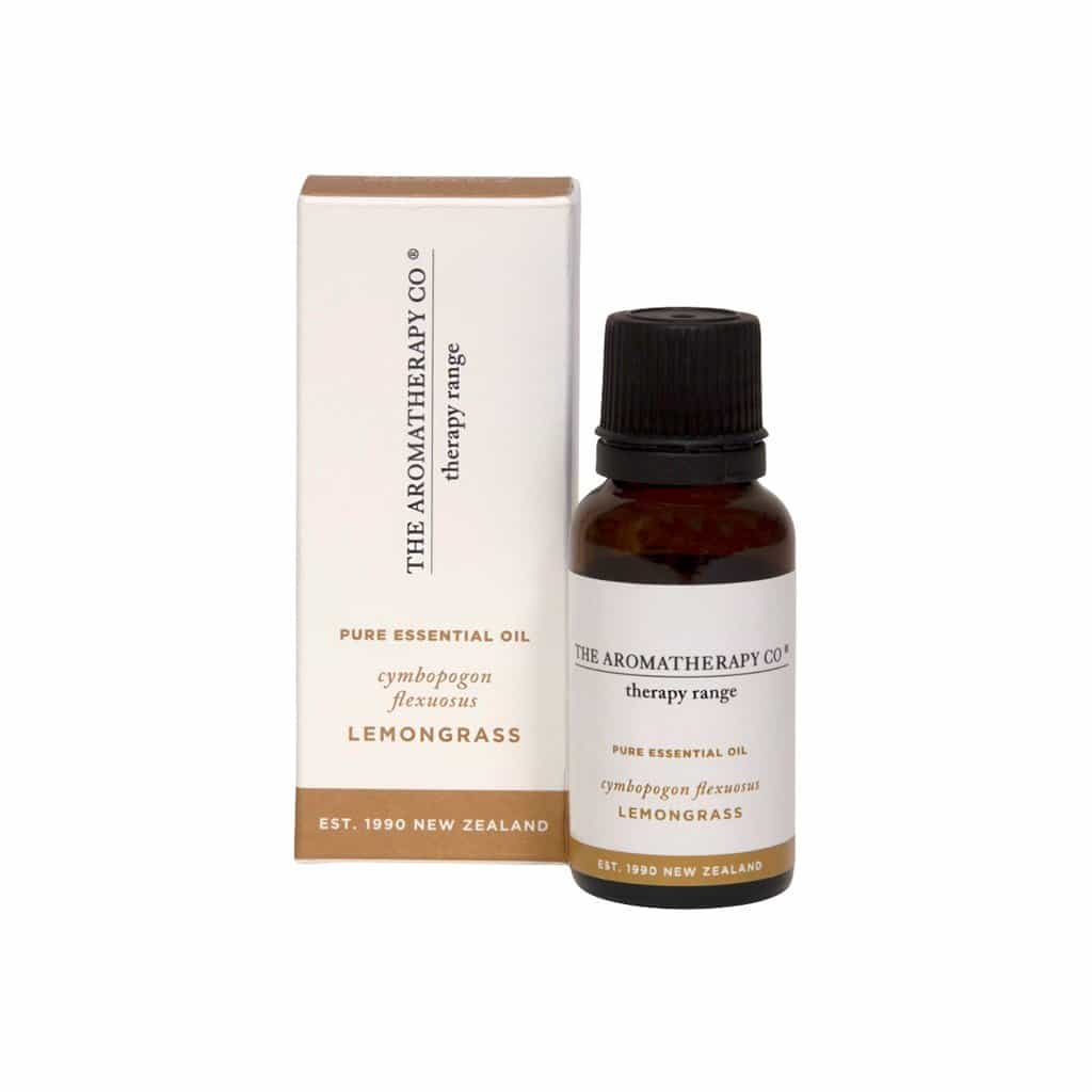 The Aromatherapy Co. - Therapy Range - Pure Essential Oil 20ml - Lemongrass
