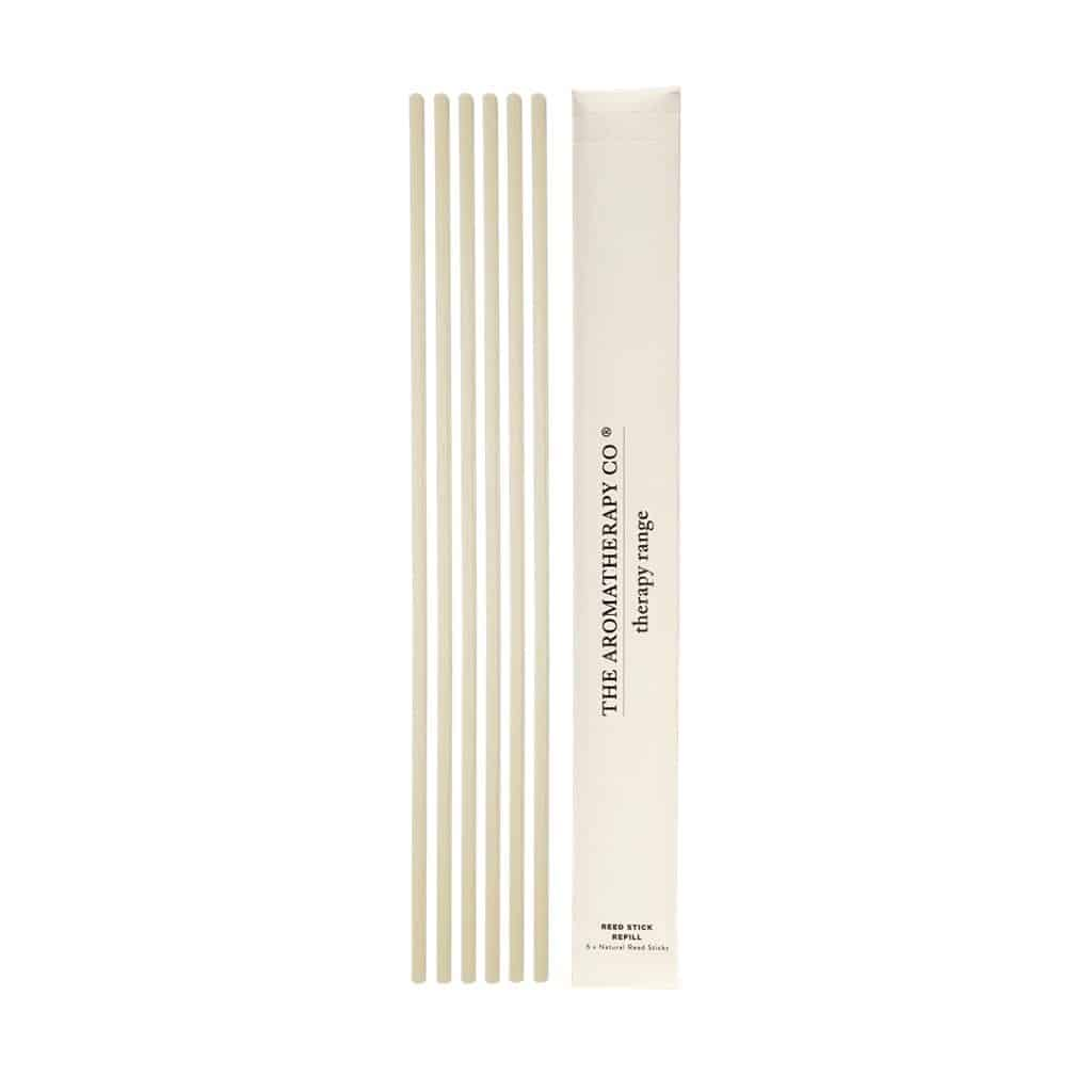 The Aromatherapy Co. - Therapy Range - Reed Diffuser Sticks - Pack of 6