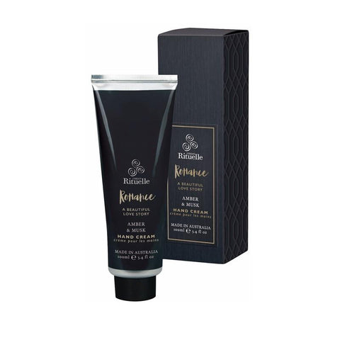 Urban Rituelle - Scented Offerings - Romance - Hand Cream 100ml - Amber & Musk