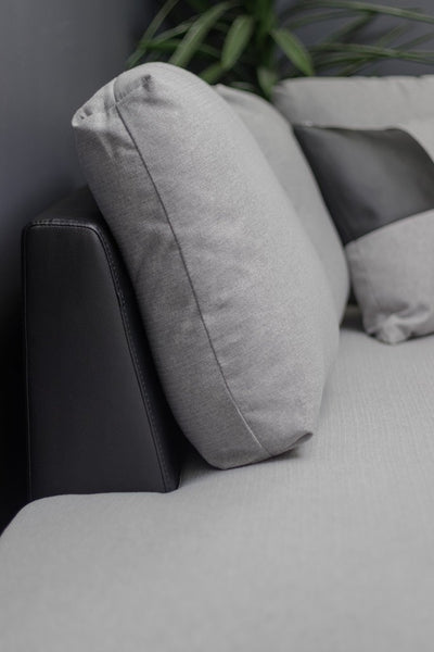 Grey Lounge | Chaise Lounge | Stella Light Grey