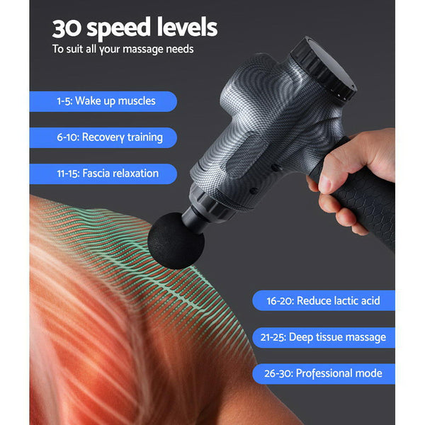 Massage Gun - Percussion Therapy