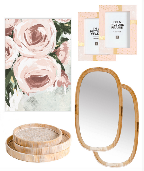 Blush Rose Natural - Bundle