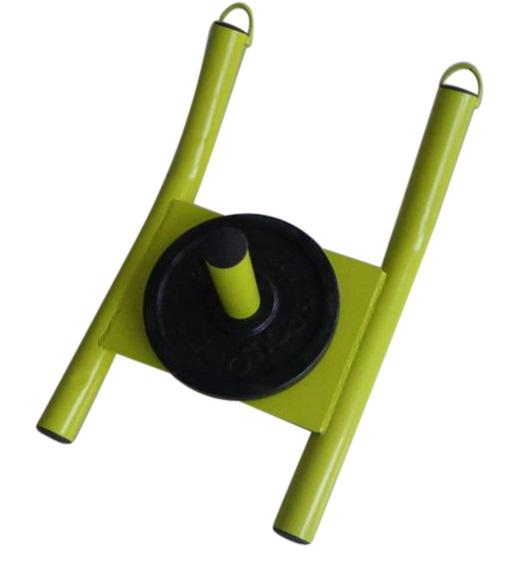 Gym Sled with Harness