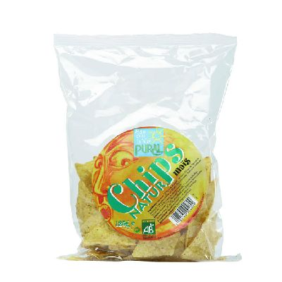 Chips Mais Nature 125G