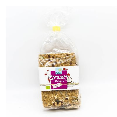 CRUSTY CRANBERRY COCO 200G