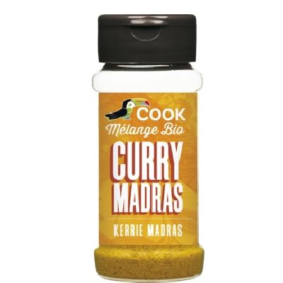 CURRY MADRAS 35G