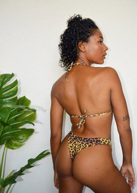 COPACABANA CHEETAH BOTTOM