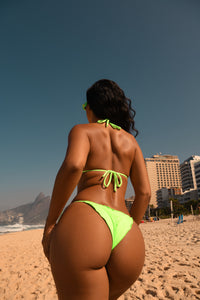 IPANEMA NEON GREEN BOTTOM