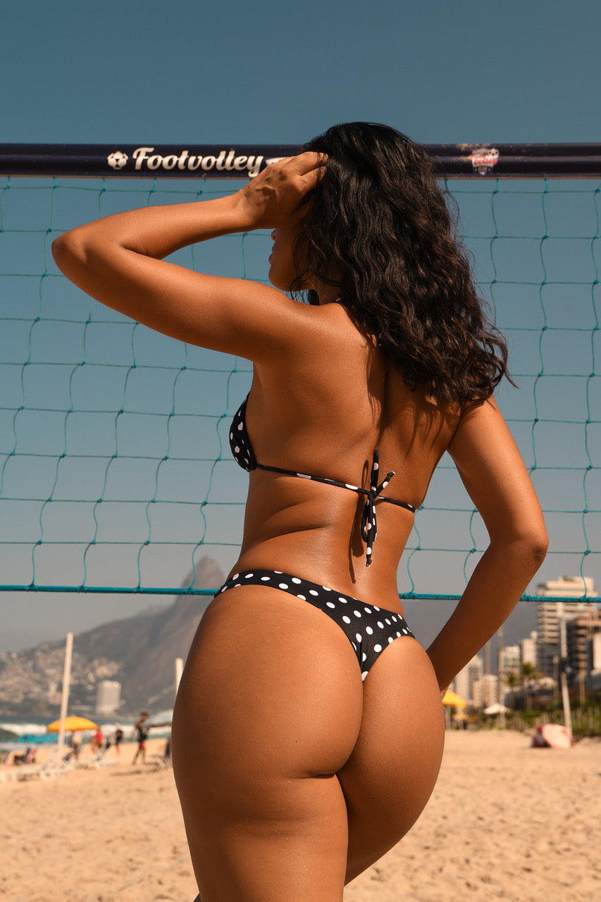 COPACABANA POLKA DOT BOTTOM