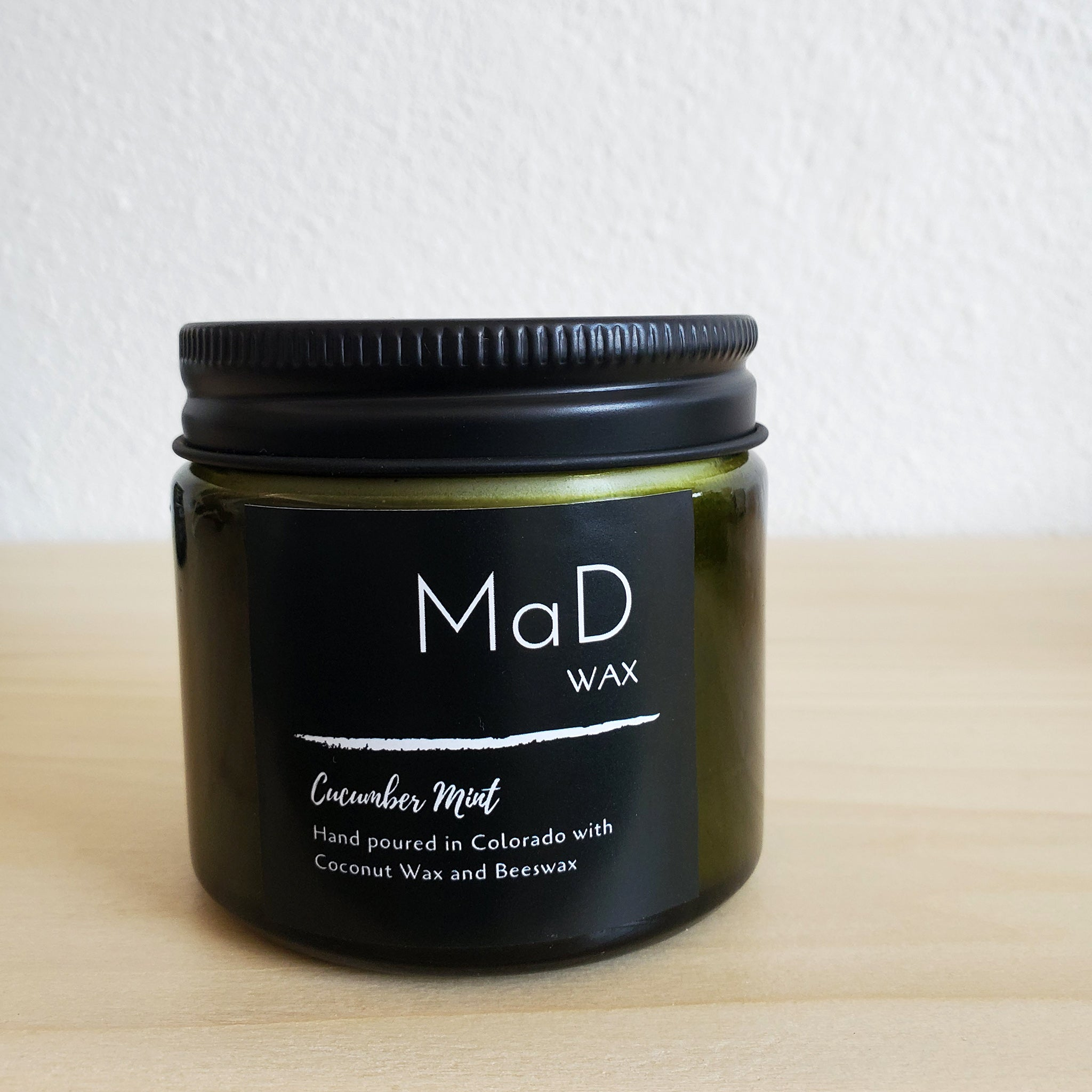 MaD Wax- Jar Candle