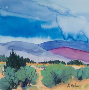 Taos Cloud Burst