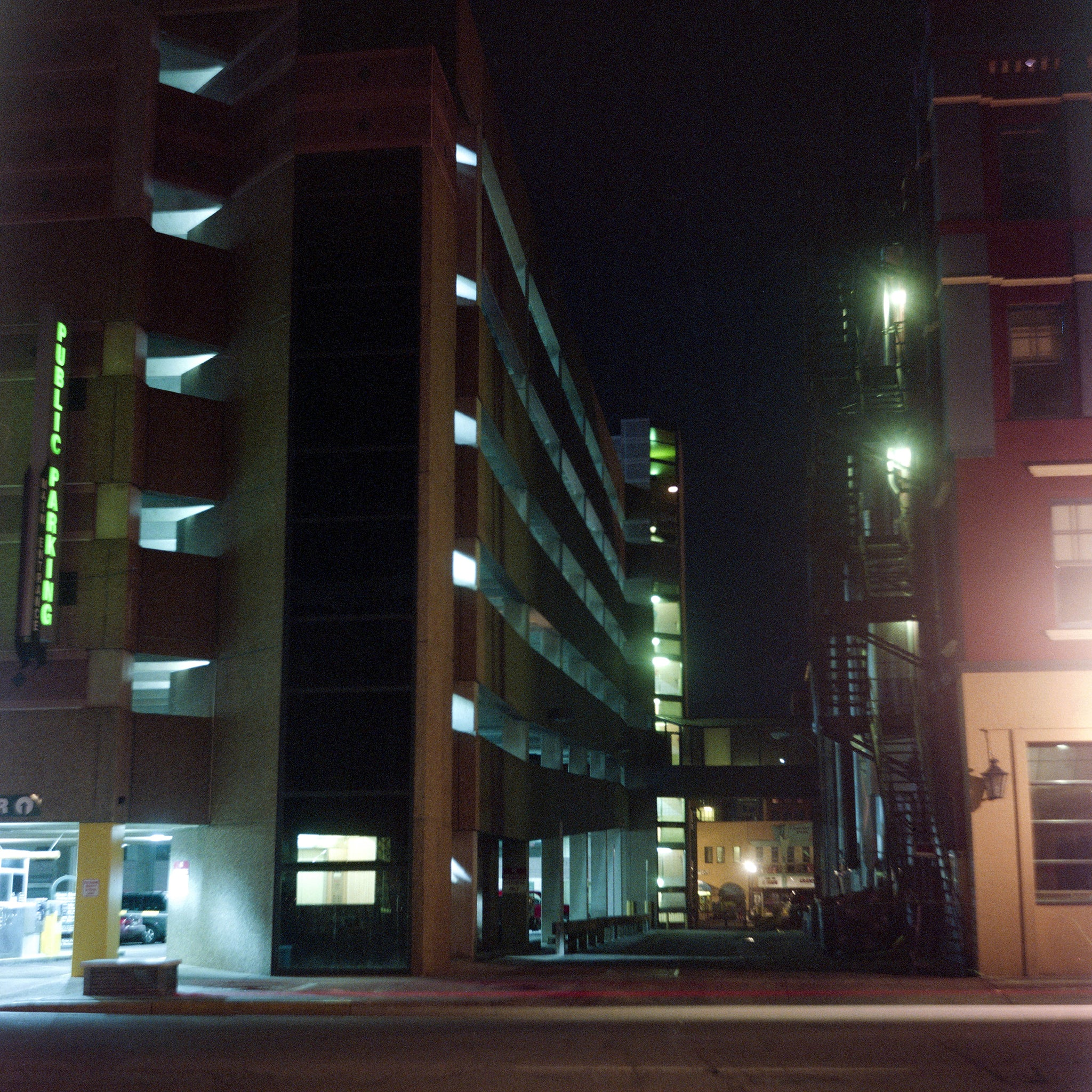 Argoflex Kodak Vericolor III HC Night Shots 009 2016