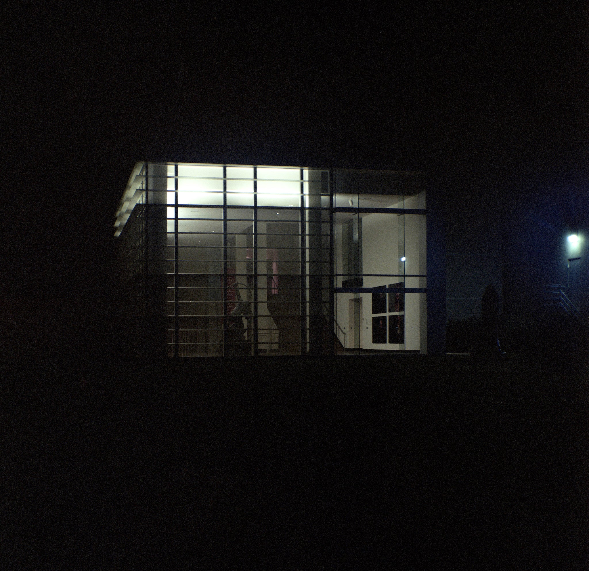 Argoflex Kodak Vericolor III Random Night Shots 001 2018