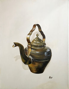 Little Brass Teapot