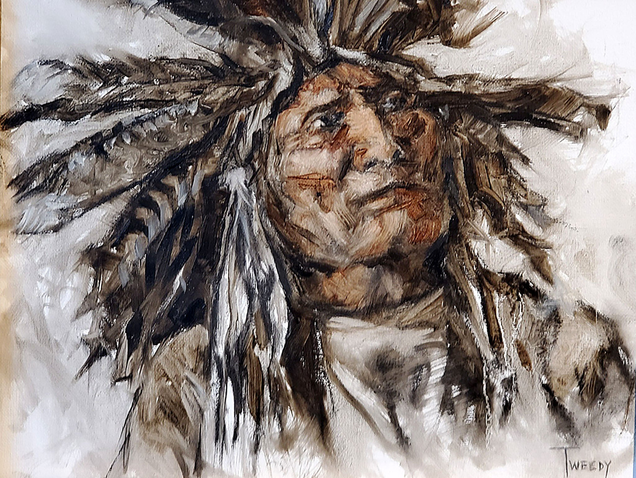 Chief Brave Buffalo