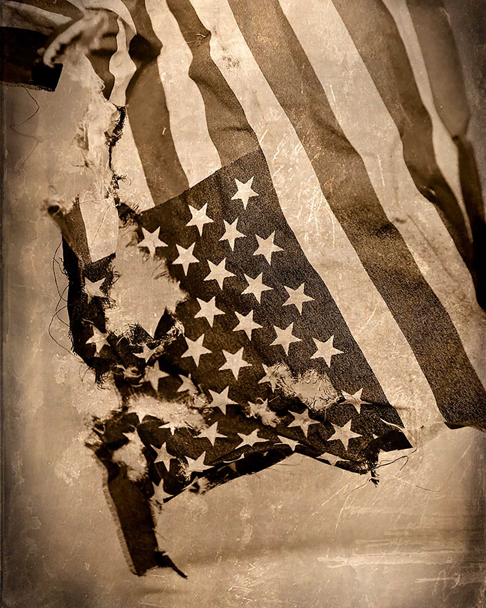 U.S. Flag (Distressed)