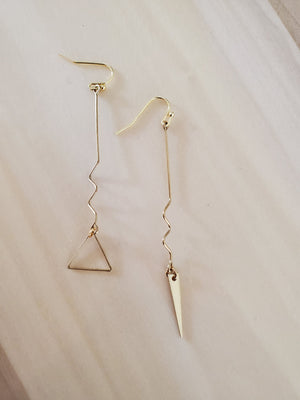 Earrings- Stephanie Yu (Multiple Options Available)