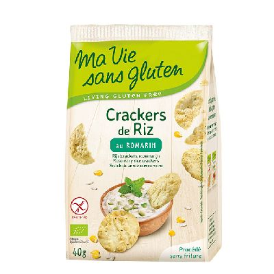 CRACKERS RIZ ROMARIN 40G