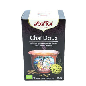 Infusion Chai Doux X17 34G