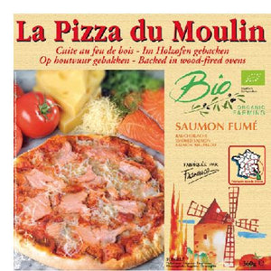 PIZZA SAUMON FUME 360 G