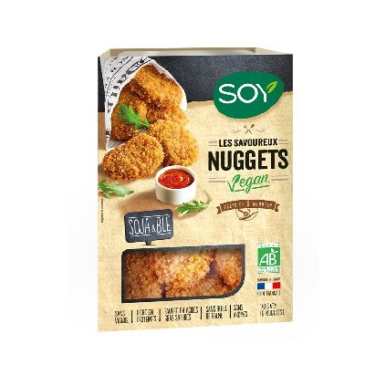 NUGGETS VEGAN 176G