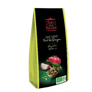 The Vert Fruit Du Dragon 100G
