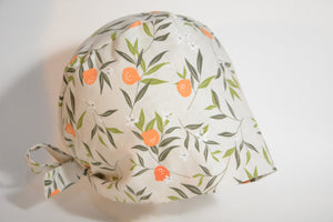 Oranges on Light Grey