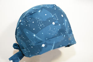 Constellations Moon and Stars
