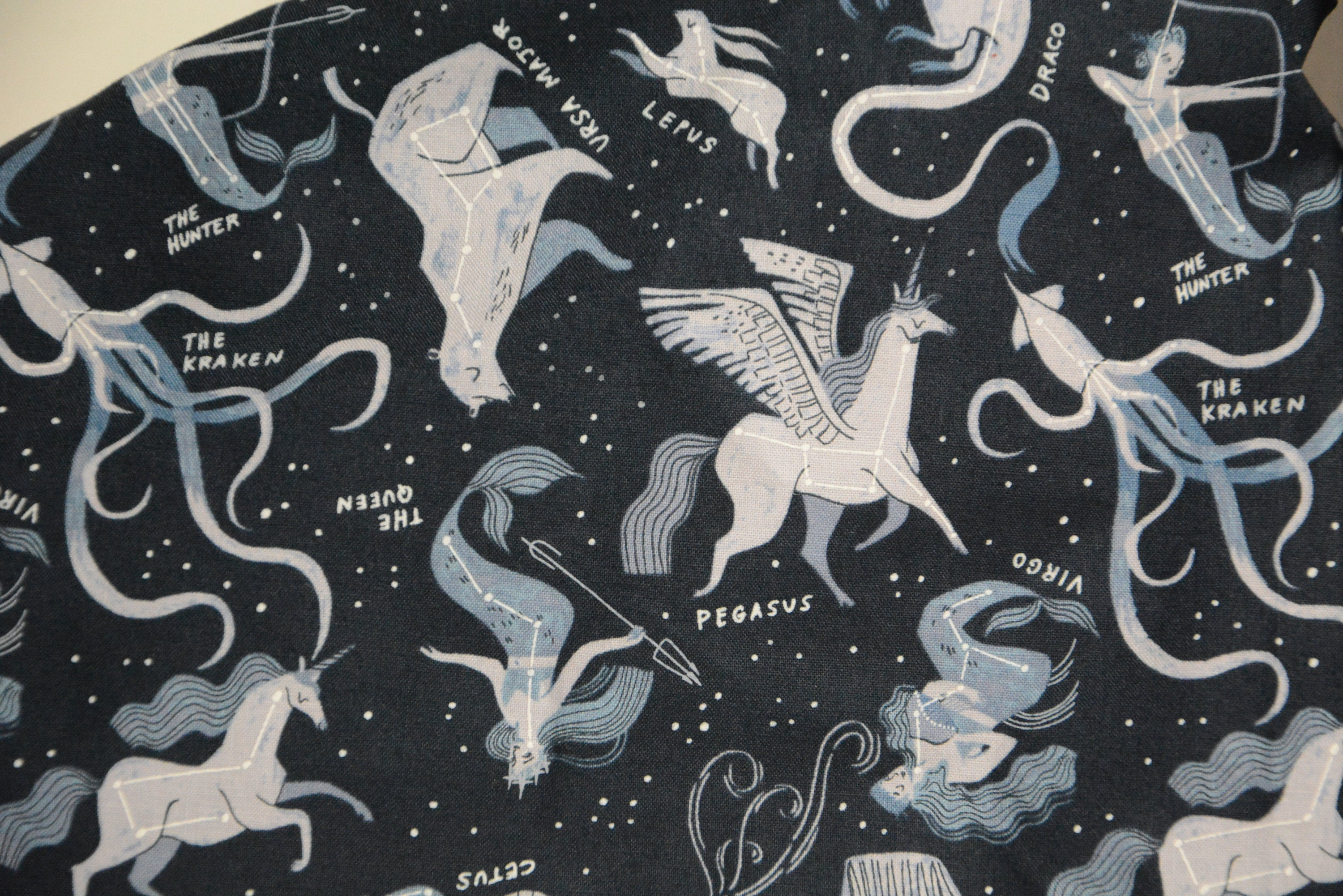 Mythical Constellations