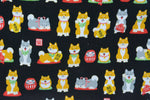 Load image into Gallery viewer, Shiba Dogs Japanese Theme - Black