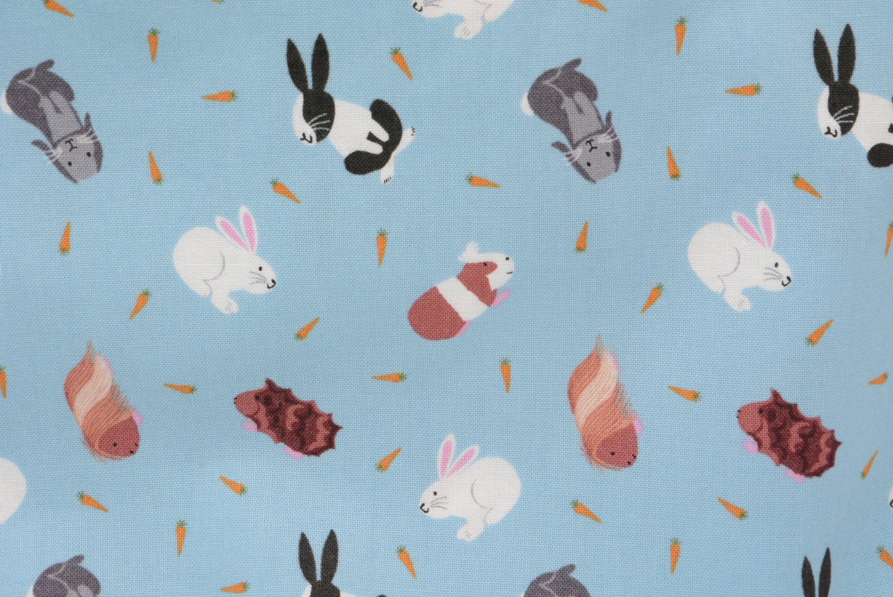 Assorted Bunny Rabbits - Blue