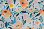 Load image into Gallery viewer, Apricot Watercolor Floral