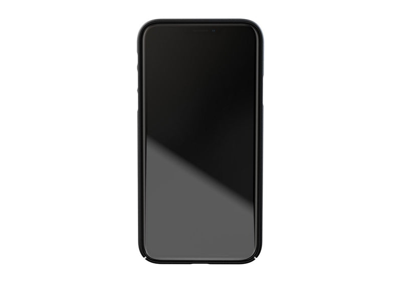 Nudient - Dünne iPhone XR Hülle V3 - Ink Black