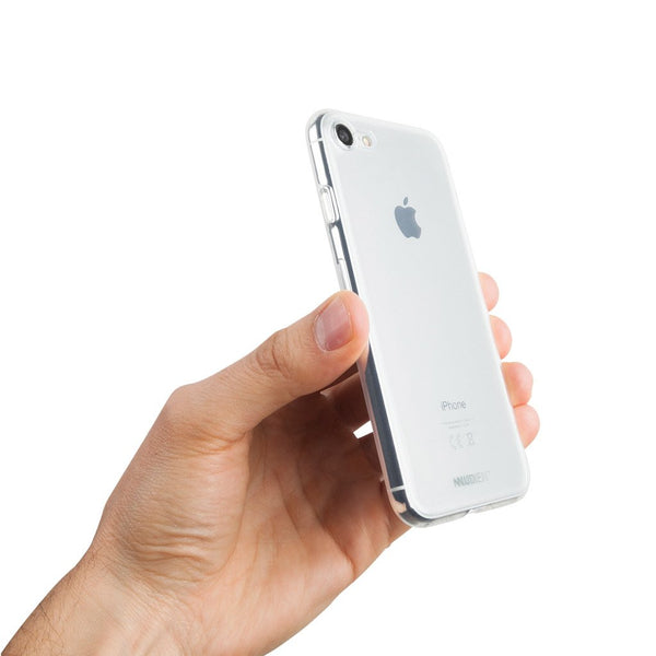 Dünne Transparent iPhone 8 Hülle - 100% Transparent
