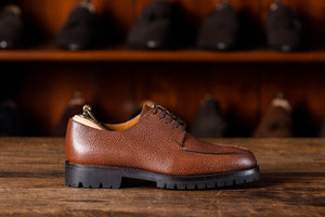 Norweger // Country Calf // Chestnut // Vibram Profilsohle