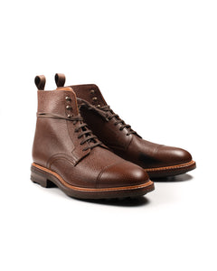 Pirschstiefel // Country Calf // Chestnut // Commando Sohle