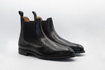 Laden Sie das Bild in den Galerie-Viewer, Chelsea Boot // Boxcalf // Schwarz // Dainite Sohle