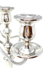 Load image into Gallery viewer, International Sterling Prelude 3-Light 3-Part Candelabra Candlestick N324