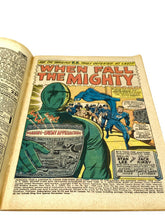 "Load image into Gallery viewer, Marvel Comics Group Fantastic Four #70 ""When Fall the Mighty!"""