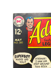 Load image into Gallery viewer, DC National Adventure Comics Superman #380 w/ Suberboy & More - 1 Owner