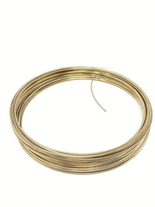 "J.W. Harris 1/8"" Safety-Silv 56 High Silver Brazing Alloy Wire"